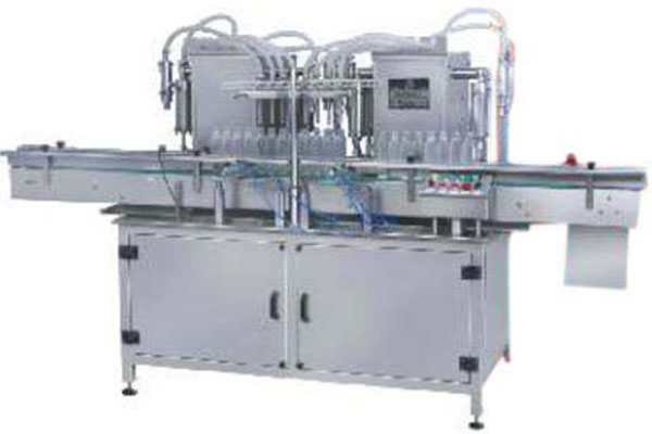Automatic High Speed Eight Head Filling Machine