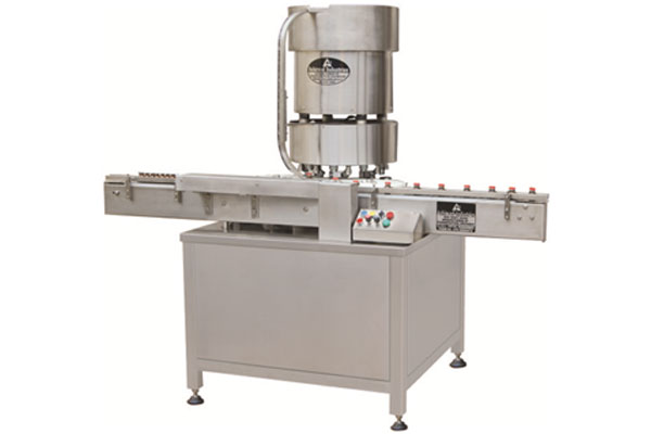 Automatic Eight Head Alluminium Vial Cap Sealing Machine