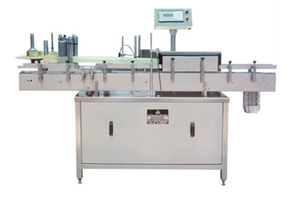Automatic High Speed Double Side Sticker Labeling Machine